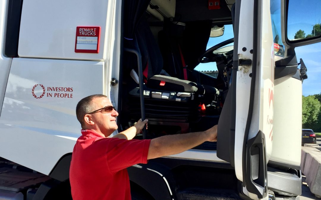 New CPC Driver Well-being Course!