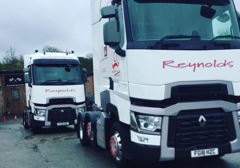 Reynolds drives growth with significant truck investment
